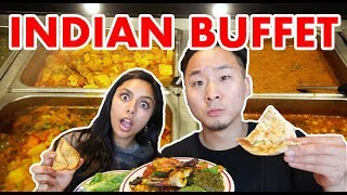 INDIAN BUFFET 101 w/ MICHELLE KHARE | Fung Bros
