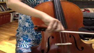 "Cello Cover of ""Safe and Sound"" (Originally by Taylor Swift ft. The Civil Wars)"