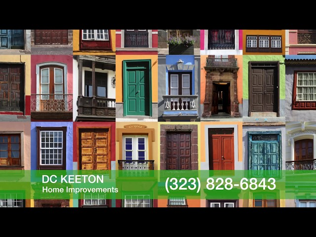 30 Second Television Commercial For Dc Keeton Home Improvements Youtube