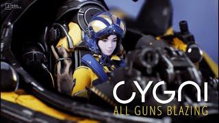 Cygni: All Guns Blazing - Official Announcement Trailer (2020)