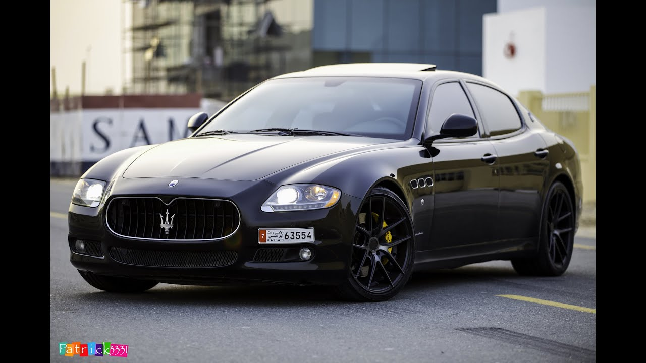 maserati quattroporte sport gts simon motorsport folge 7 youtube. Black Bedroom Furniture Sets. Home Design Ideas
