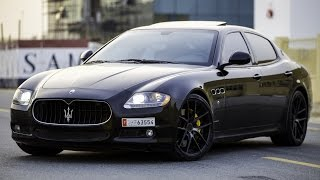 Maserati Quattroporte Sport GTS - Simon MotorSport - Folge 7