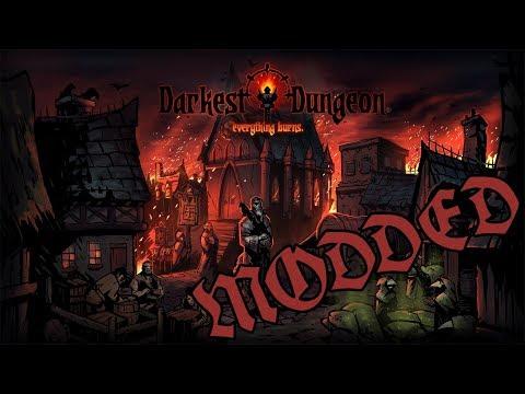 Darkest Dungeon [PL] Bardzo zmodowany #11 [Live]