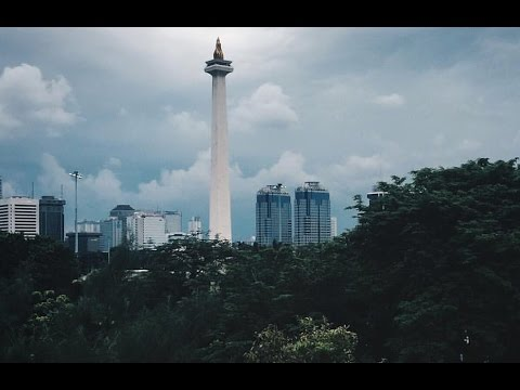 Quick City Tour and Transport Preview Vlog Jakarta