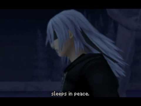 Kingdom Hearts 358/2 Days Riku Vs Xion