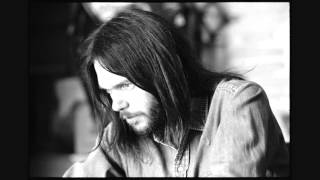 Neil Young Harvest - The Needle and the Damage Done