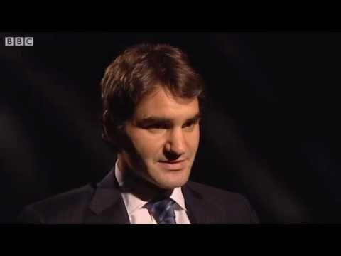 Roger Federer BBC Interview before ATP WTF(!) Finals 2010