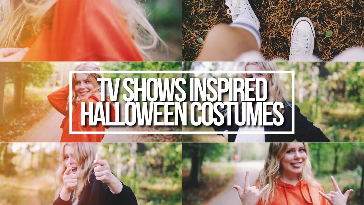 halloween costume ideas 2016 // tv shows! - youtube