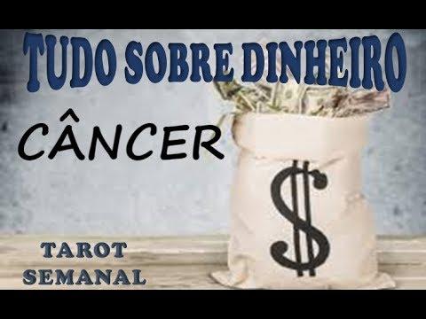 CÂNCER ♋💰💸💼 - DINHEIRO, CARREIRA, FINANÇAS SEMANAL - 21 a 27 OUT