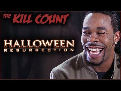 Halloween: Resurrection (2002) KILL COUNT