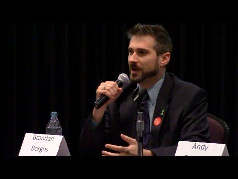 MN Attorney General Debate Oct 8 2014 w Brandan Borgos