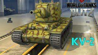 KV-2 - World of Tanks Blitz