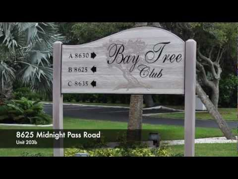 8625 Midnight Pass Road, Bay Tree Club, Unit 203B