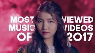 «TOP 40» MOST VIEWED KPOP GROUPS MUSIC VIDEOS OF 2017 (October Week 4)
