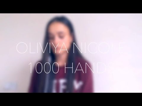 Fifth Harmony - 1000 Hands (LIVE acoustic cover) - Oliviya Nicole