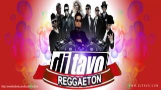 REGGAETON MIX 2 - DJ TAVO (2012)