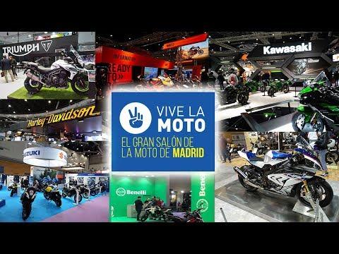 Vive la Moto 2018: Salón de la moto de Madrid
