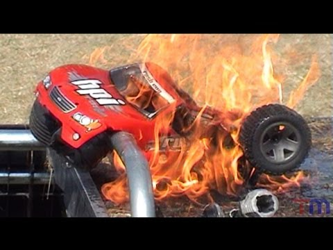 TM No Limitation - Extreme R/C Bashing Film!