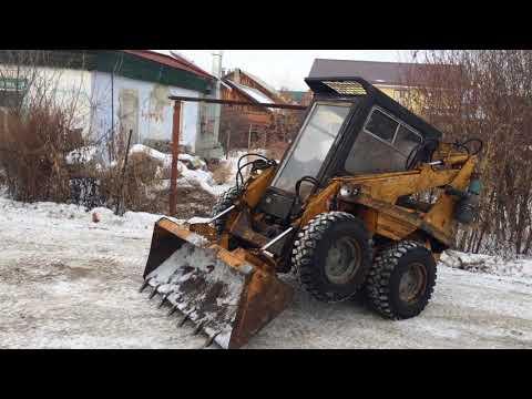 Продажа UNC 060 Челябинск мини-погрузчик чех
