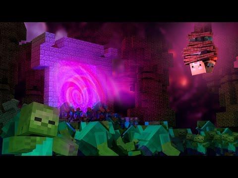 Minecraft | The Forest - ZOMBIE SUMMONING PORTAL! (Zombie Survival) #7 - Видео из Майнкрафт (Minecraft)