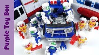 헬로카봇 시즌6 장난감 모음 카봇 럭키펀치 아이누크 아이언트 Carbot Car Robot Toys