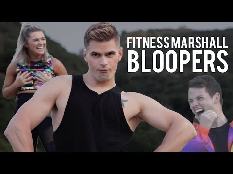 The Fitness Marshall   Sweet Spot - Kim Petras BEHIND THE SCENES