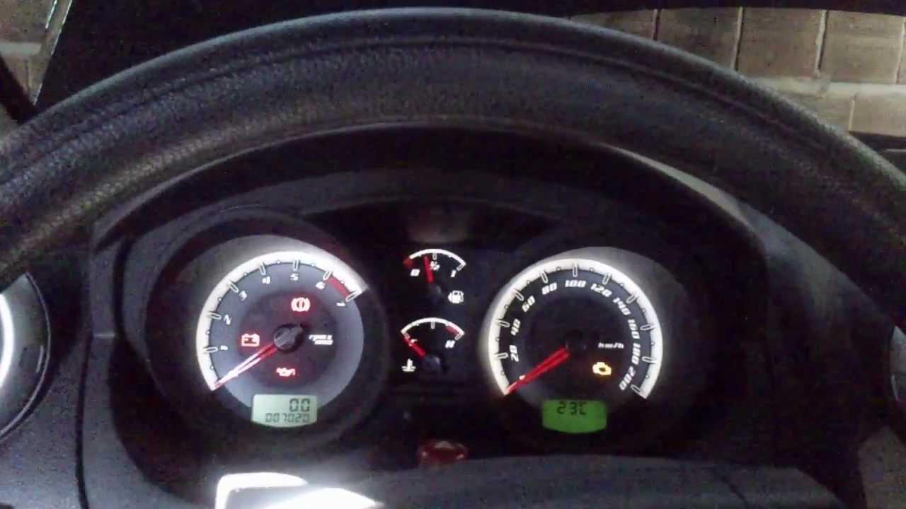 Ford Fiesta 1 6 Completo 2011 Com Problema Youtube