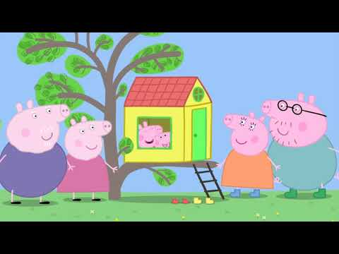 Peppa Pig Hindi Watch All Episodes 37 The Tree House
