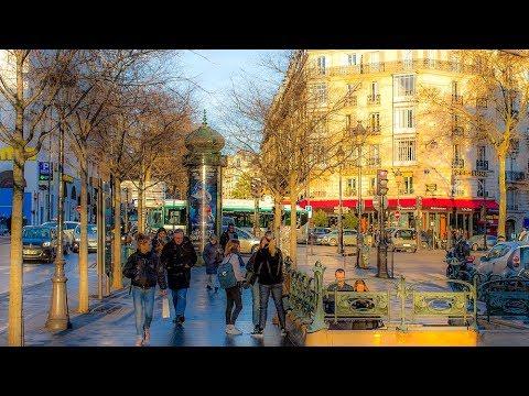 A Short Walk Around Boulevard de Clichy, Paris