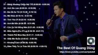 Album: the best of Quang Dung (Full)