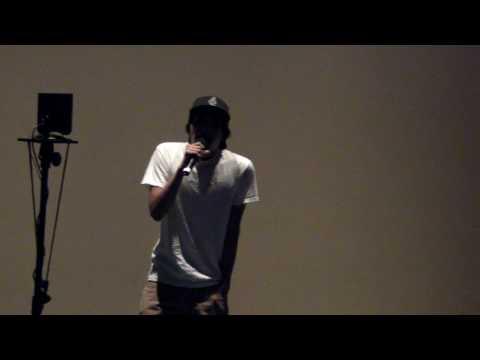 IAIA Hopi Karaoke! Lance Dawavendewa
