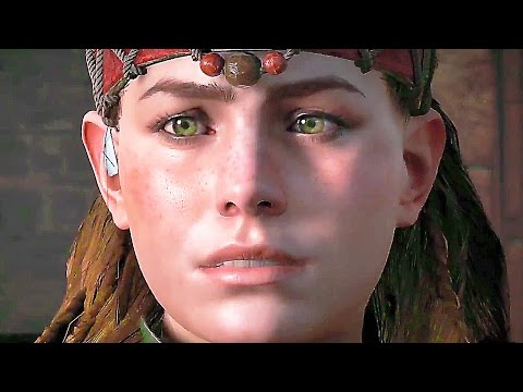 Horizon: Zero Dawn All Cutscenes Movie