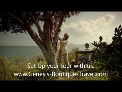 Galilee tours with Genesis Boutique Travel