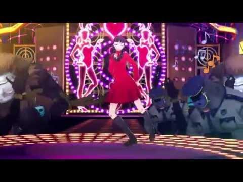 Persona 4 Dancing All Night - SNOWFLAKES (NARASAKI Remix)