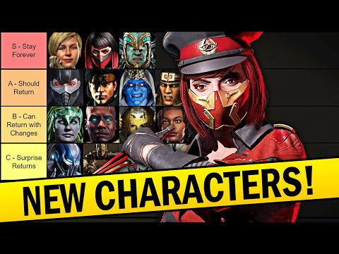 The Best Characters NetherRealm has Ever Made!