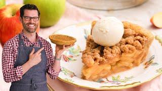 Amazing Apple Crumble Pie