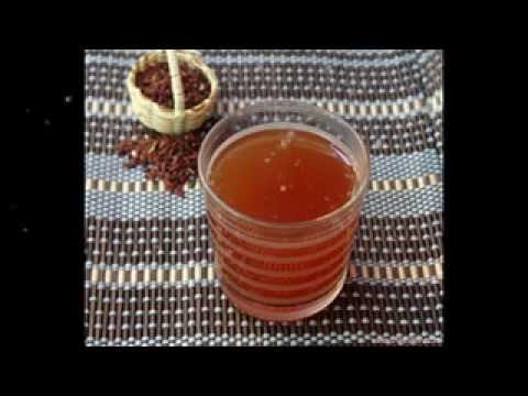 Cách làm nước gạo lứt (lức) rang - Thức uống bổ dưỡng, thanh nhiệt và đẹp da...