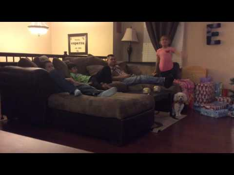 """Surprising Isabel & Nicholas with """"I Love You This Much"""" by Steel Blossoms"""