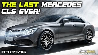 Mercedes CLS Final Edition, Matt LeBlanc Buys Ford Focus RS, BMW 1-Series Sedan - Fast Lane Daily