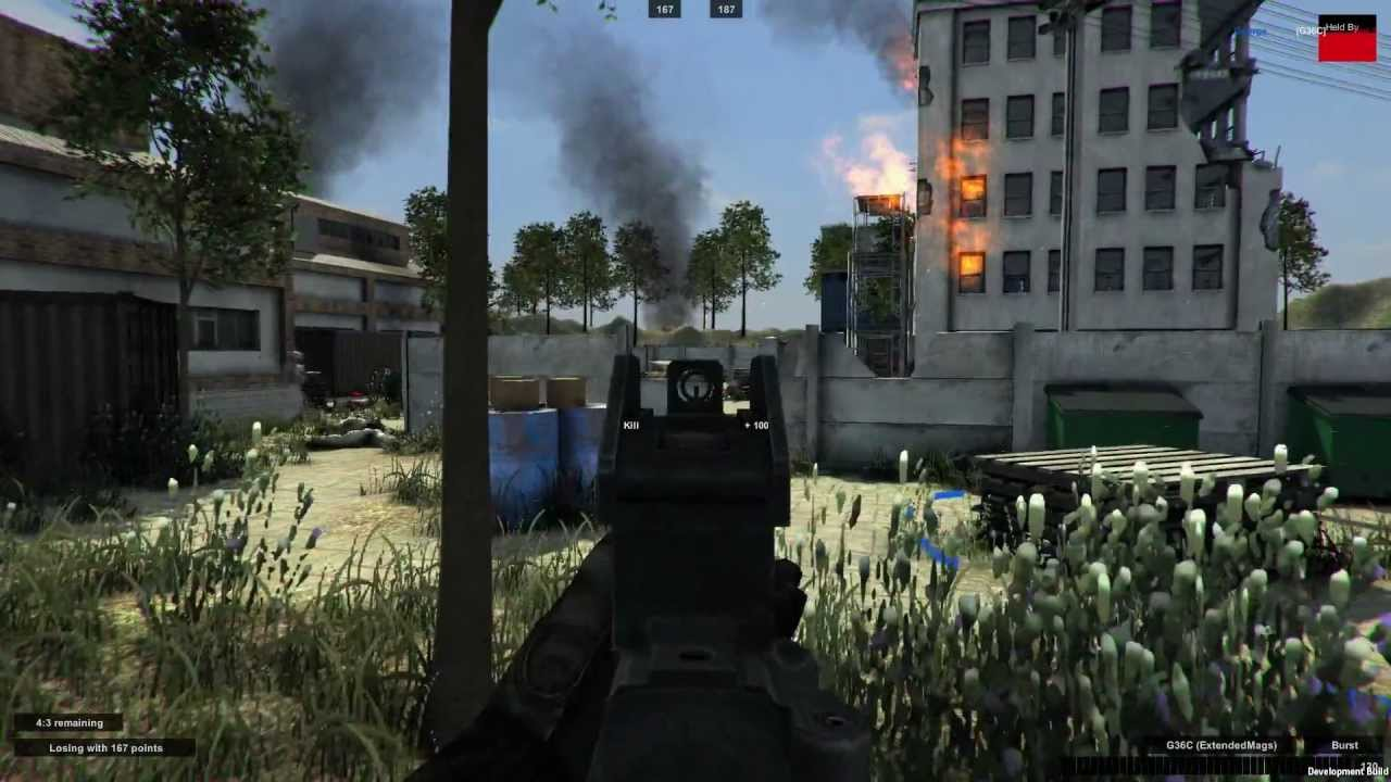 (Unity3D) Multiplayer FPS Game Update 9