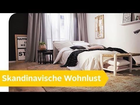Dachwohnung Balkon Küche Skandinavischer Wohnstil 2016-09-08