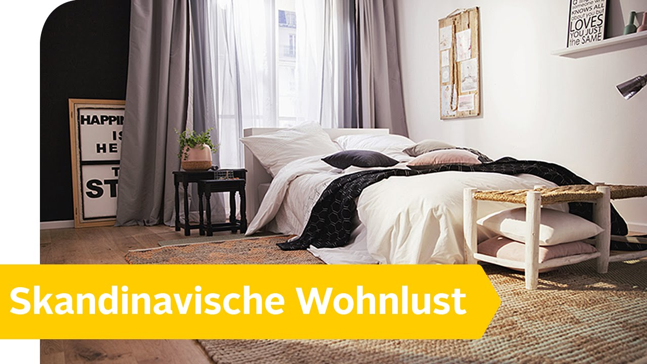 skandinavisch einrichten ideen f r ruhe gelassenheit im schlafzimmer roombeez powered by. Black Bedroom Furniture Sets. Home Design Ideas