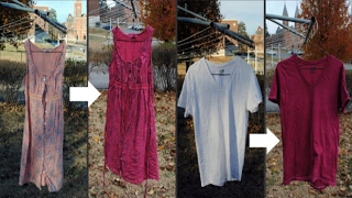 How to Dye Polyester With Rit Dye More.