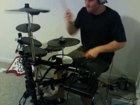 Slick Shoes - Darko drum cover