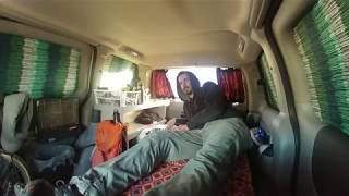 Stealth Van Dwelling in the City and working Full Time