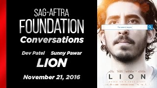 Conversations with Dev Patel and Sunny Pawar of LION