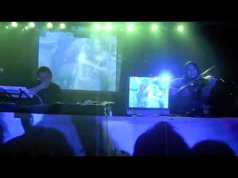 2009.8.29 BILD FINAL Feat. Cyber TRANCE -DRAGON&NAO- LIGAYA/Gouryella
