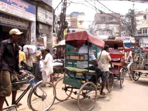 Parte antigua de Delhi - Delhi Old town (India)