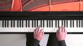 Unknotting Bach Goldberg Variations - Var.29 & 30