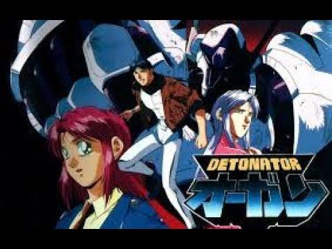 Detonator Orgun - Parte 1 (Dublado)